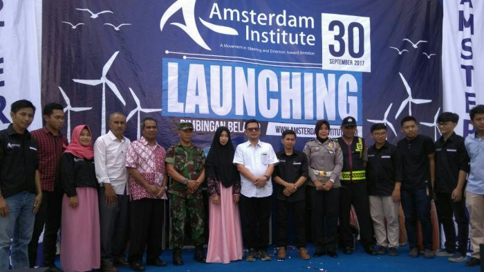 LAUNCHING AMSTERDAM INSTITUTE